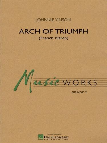 ARCH OF TRIUMPH (score & parts)