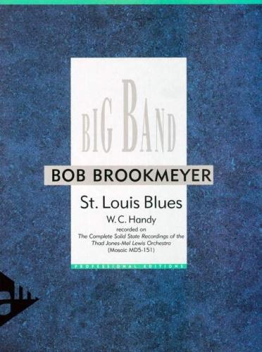 ST LOUIS BLUES (score & parts)