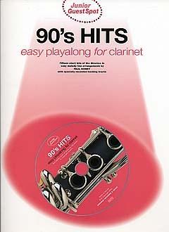 JUNIOR GUEST SPOT: 90s Hits playalong + CD