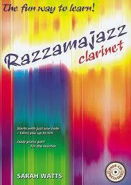 RAZZAMAJAZZ Clarinet Book 1 + CD