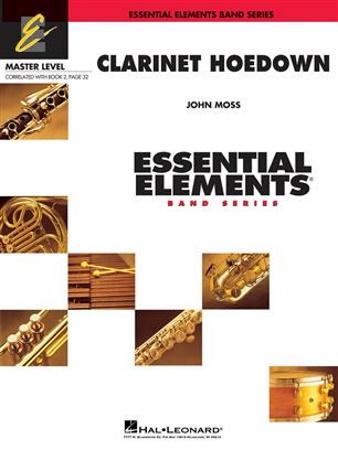 CLARINET HOEDOWN (score & parts)
