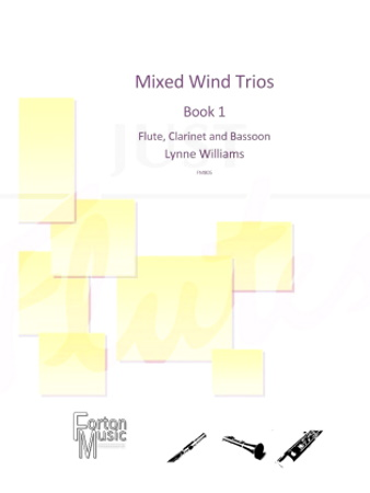 MIXED WIND TRIOS BOOK 1