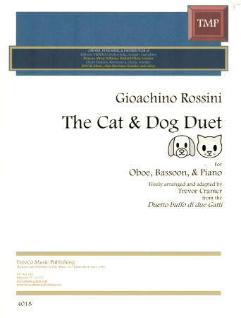 THE CAT AND DOG DUET