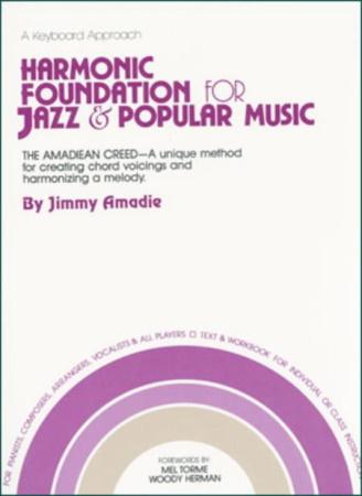 HARMONIC FOUNDATION FOR JAZZ & POP MUSIC