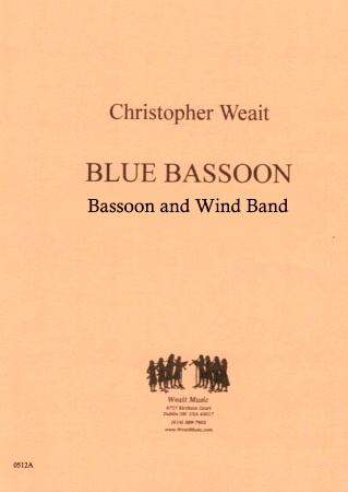 BLUE BASSOON
