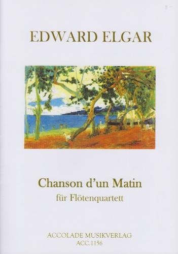 CHANSON DE MATIN (score & parts)