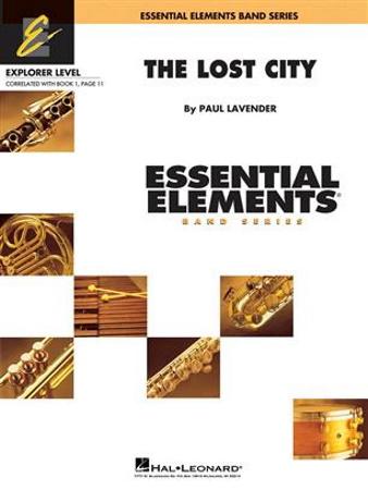 THE LOST CITY (score & parts)