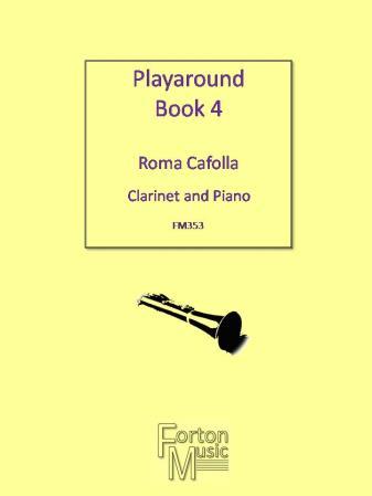PLAYAROUND 4 Clarinet