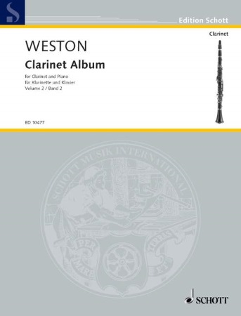 2nd CLARINET ALBUM