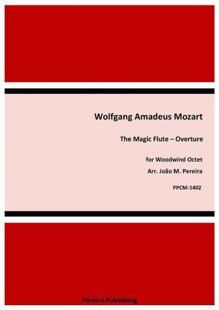 THE MAGIC FLUTE Overture (score & parts)