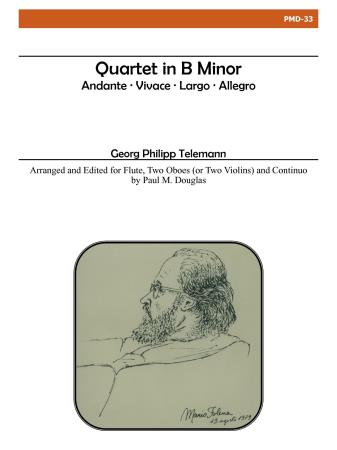 QUARTET in B minor