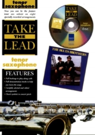 TAKE THE LEAD: The Blues Brothers + CD