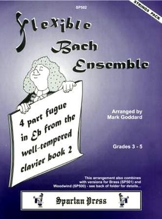 FUGUE in Eb major (strings pack)
