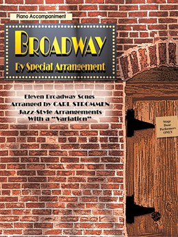 BROADWAY by Special Arrangement Piano Accompaniment
