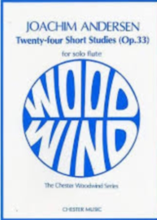 24 SHORT STUDIES Op.33