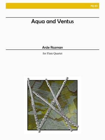 AQUA AND VENTUS (score & parts)