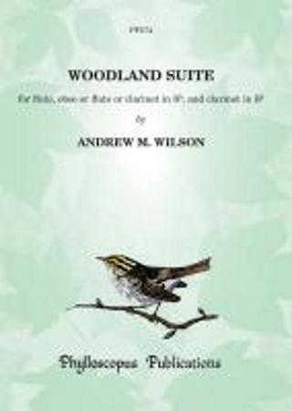 WOODLAND SUITE Op.62 (score & parts)