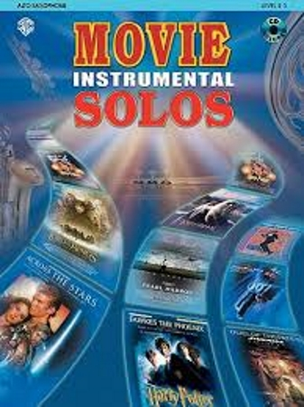 MOVIE INSTRUMENTAL SOLOS + CD