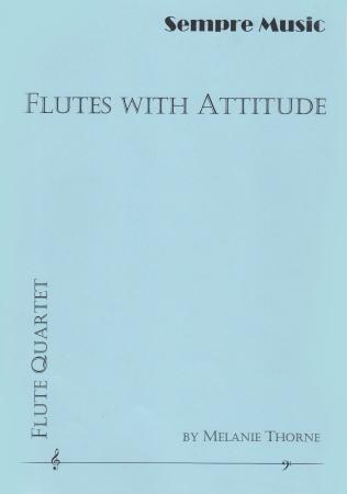 FLUTES WITH ATTITUDE (score & parts)