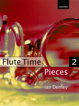 FLUTE TIME Book 2 + CD