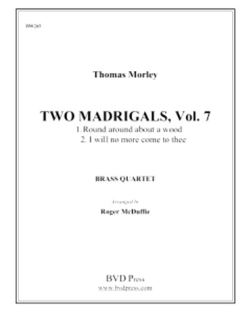 2 MADRIGALS Volume 7