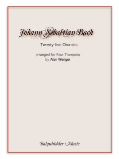 TWENTY-FIVE CHORALES (playing score)