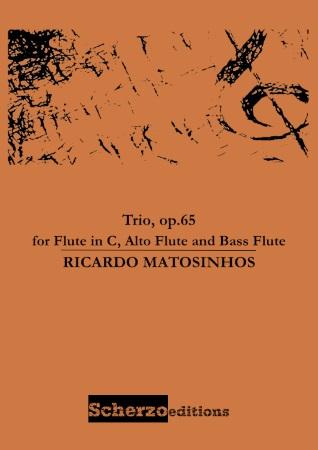 TRIO Op.65 (score & parts)