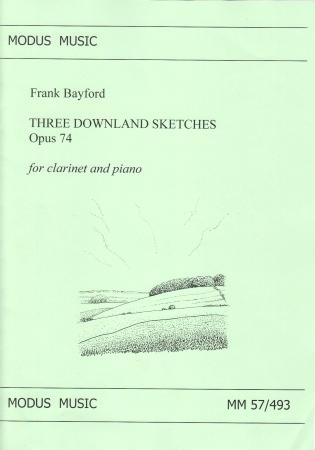 THREE DOWNLAND SKETCHES Op.74