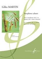 SAXOPHONE CABARET score & parts