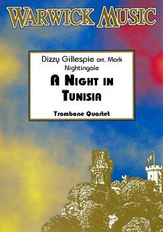 A NIGHT IN TUNISIA (score & parts)