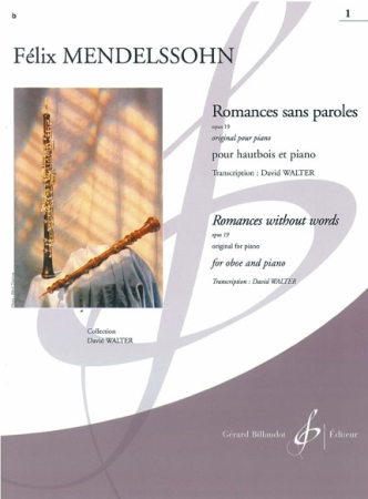 ROMANCES SANS PAROLES Op.85/102 Volume 6