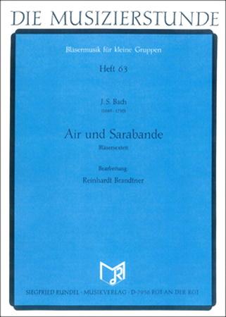 AIR AND SARABANDE