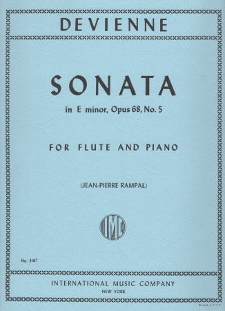 SONATA Op.68 No.5 in E minor