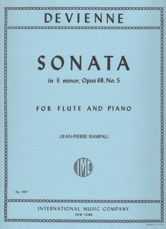 SONATA Op.68 No.5 in E minor