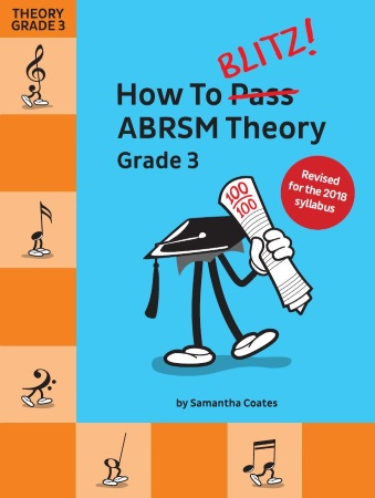 HOW TO BLITZ! ABRSM THEORY Grade 3