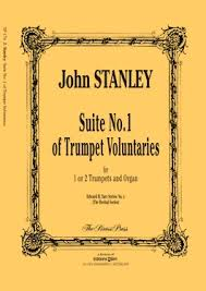SUITE No.1 of Trumpet Voluntaries