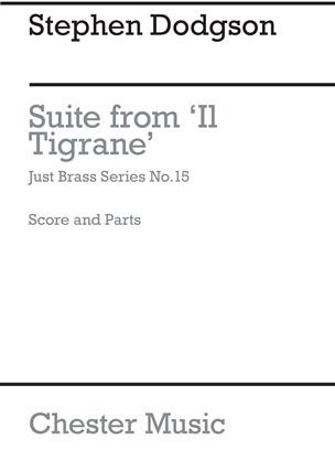 SUITE FOR BRASS SEPTET (JB15)