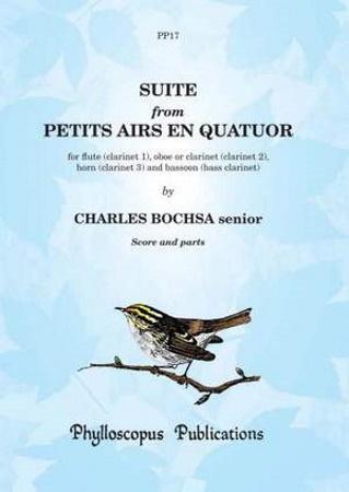 SUITE from Petit Airs en Quatuor Op.31 (score & parts)