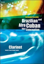 BRAZILIAN & AFRO CUBAN JAZZ CONCEPTION + CD