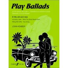PLAY BALLADS 9 Hits, old and new