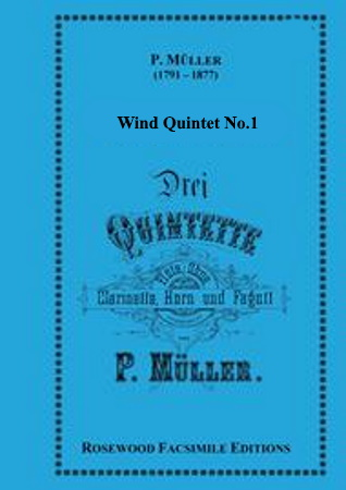 WIND QUINTET No.1