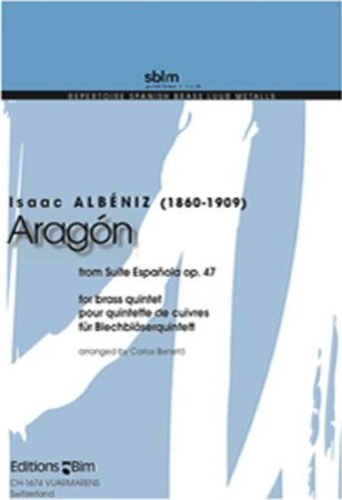 ARAGON from Suite Espagnola Op.47