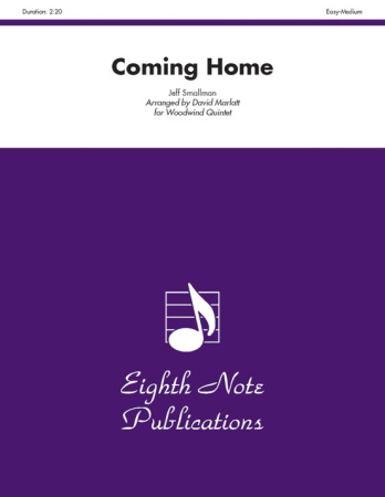 COMING HOME (score & parts)