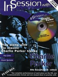 IN SESSION WITH CHARLIE PARKER + CD