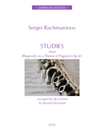 RACHMANINOV STUDIES
