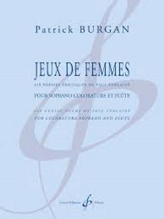 JEUX DE FEMMES 6 erotic poems of Paul Verlaine