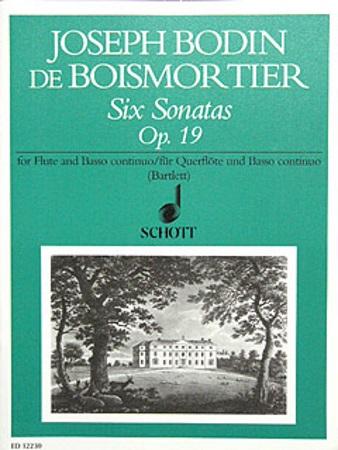 SIX SONATAS Op.19