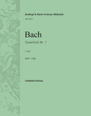 BRANDENBURG CONCERTO No.2 cembalo