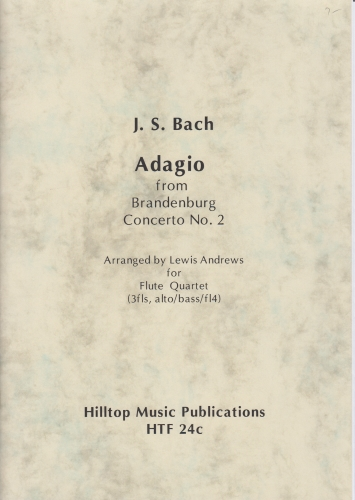 ADAGIO from Brandenburg Concerto No.2