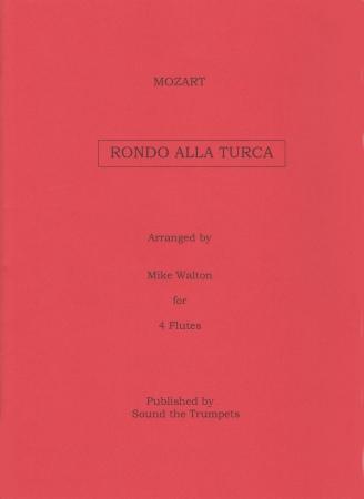 RONDO ALLA TURCA (score & parts)